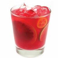 Sparkling Pomegranate Sangria Cocktail Recipe