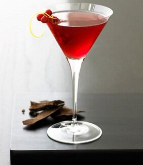 Blackberry Twist Cocktail Recipe