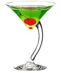 Apple Martini Cocktail Recipe vodka apple pucker schnapps
