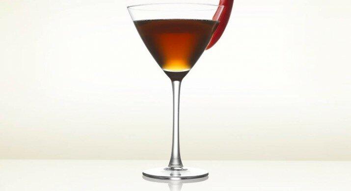 Chilli Chocolate Orange Cocktail Recipe