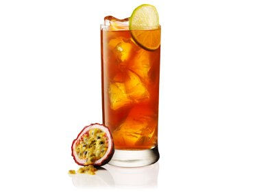 fruit iced tea cocktail passion fruit iced tea cocktail recipe
